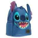 【取寄せ】 ディズニー Disney US公式商品 リロとスティッチ リュックサック バックパック バッグ 鞄 かばん ラウンジ…