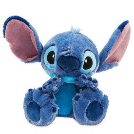 【取寄せ】 ディズニー Disney US公式商品 リロとスティッチ ぬいぐるみ 人形 おもちゃ 中サイズ 27.5cm [並行輸入品] Stitch Big Feet Plush - Medium 11'' グッズ ストア プレゼント ギフト 誕生日 人気 クリスマス 誕生日 プレゼント ギフト