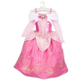 【あす楽】 ディズニー Disney US公式商品 眠れる森の美女 オーロラ姫 プリンセス コスチューム 衣装 ドレス 服 コスプレ ハロウィン ハロウィーン 子供 キッズ 女の子 男の子 [並行輸入品] Aurora Costume for Kids - Sleeping Beauty グッズ ストア プレゼント ギフト 誕生