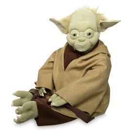 【取寄せ】 ディズニー Disney US公式商品 ヨーダ スターウォーズ リュックサック バックパック バッグ 鞄 かばん [並行輸入品] Yoda Plush Backpack - Star Wars グッズ ストア プレゼント ギフト 誕生日 人気 クリスマス 誕生日 プレゼント ギフト