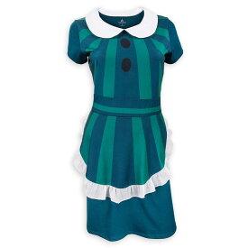 【あす楽】 ディズニー Disney US公式商品 ホーンテッドマンション ドレス 洋服 コスチューム 衣装 服 コスプレ ハロウィン ハロウィーン レディース 大人 女性 [並行輸入品] The Haunted Mansion Hostess Costume Dress for Women グッズ ストア プレゼント