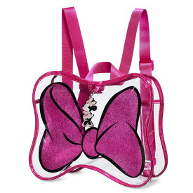 【あす楽】 ディズニー Disney US公式商品 ミニーマウス ミニー 水着 バッグ バック 鞄 かばん スイムバッグ プール 水着入れ 服 スイムウェア 子供 キッズ 女の子 男の子 [並行輸入品] Minnie Mouse Swim Bag for Kids グッズ ストア プレゼント ギフト 誕生