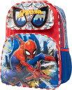 【あす楽】【L】 ディズニー Disney マーベル スパイダーマン リュック リュックサック 旅行 バッグ バックパック 鞄 …