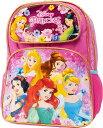 【1-2日以内に発送】【L】 ディズニー Disney プリンセス ディズニープリンセス リュック リュックサック 旅行 バッグ…