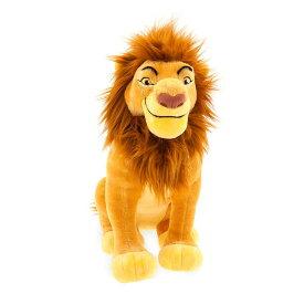 【1-2日以内に発送】 ディズニー Disney US公式商品 ライオンキング ムファサ お父さん 中サイズ ぬいぐるみ 人形 おもちゃ 35cm [並行輸入品] Mufasa Plush - The Lion King Medium 14'' グッズ ストア プレゼント ギフト クリスマス 誕生日 人気