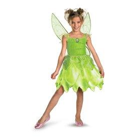 【1-2日以内に発送】 ディズニー Disney ティンカーベル フェアリーズ コスチューム ドレス 衣装 服 仮装 コスプレ ハロウィーン ハロウィン レディース ガールズ 女の子 女子 女児 子供 [並行輸入品] Tinker Bell Tink And The Fairy Rescue Classic グッズ ストア プ