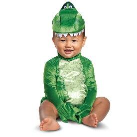【あす楽】 ディズニー Disney トイストーリー レックス 恐竜 コスチューム 衣装 コスプレ ハロウィーン ハロウィン 幼児 ベビー用 [並行輸入品] Toy Story Rex Infant グッズ ストア プレゼント ギフト クリスマス 誕生日 人気
