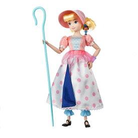 【取寄せ】 ディズニー Disney US公式商品 トイストーリー ボーピープ おもちゃ 玩具 トイ 人形 ドール フィギュア セット [並行輸入品] Bo Peep Epic Moves Action Doll Play Set - Toy Story 4 グッズ ストア プレゼント ギフト クリスマス 誕生日 人気