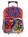 【1-2日以内に発送】【L】 ディズニー Disney スパイダーマン マーベル Marvel Spider man キャリーバッグ キャリーケ…