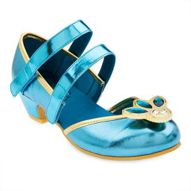 【あす楽】 ディズニー Disney US公式商品 アラジン ジャスミン プリンセス 靴 シューズ くつ コスチューム 衣装 コスプレ ドレス 服 ハロウィン ハロウィーン 子供 キッズ 女の子 男の子 [並行輸入品] Jasmine Costume Shoes for Kids グッズ ストア プレゼント