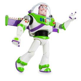 【あす楽】 ディズニー Disney US公式商品 バズライトイヤー バズ トイストーリー フィギュア 置物 人形 しゃべる 声が出る英語(日本語無し) アクションフィギュア 模型 おもちゃ 30cm [並行輸入品] Buzz Lightyear Interactive Talking Action Figure - 12'' グ