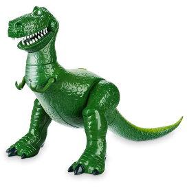 【あす楽】 ディズニー Disney US公式商品 トイストーリー レックス 恐竜 フィギュア 置物 人形 しゃべる 声が出る英語(日本語無し) アクションフィギュア 模型 おもちゃ 30cm [並行輸入品] Rex Interactive Talking Action Figure - Toy Story 12'' グッズ ストア プレゼ