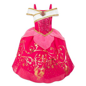 【あす楽】 ディズニー Disney US公式商品 眠れる森の美女 オーロラ姫 プリンセス コスチューム 衣装 ドレス 服 コスプレ ハロウィン ハロウィーン 子供 キッズ 女の子 男の子 [並行輸入品] Aurora Costume for Kids - Sleeping Beauty グッズ ストア プレゼント ギフト