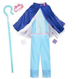 【取寄せ】 ディズニー Disney US公式商品 ボーピープ トイストーリー ボー 子供用 コスチューム 貴婦人 夫人 人形 レディ おもちゃ 衣装 ドレス 服 コスプレ ハロウィン ハロウィーン 子供 キッズ 女の子 [並行輸入品] Bo Peep Costume for Kids - Toy Story 4 グッズ