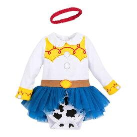 【あす楽】 ディズニー Disney US公式商品 ジェシー トイストーリー コスチューム 衣装 ドレス 服 コスプレ ハロウィン ハロウィーン ロンパース ボディスーツ ボディースーツ ベビー 赤ちゃん 幼児 女の子 男の子 [並行輸入品] Jessie Costume Bodysuit for Baby グッ