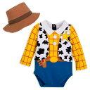 【あす楽】 ディズニー Disney US公式商品 ウッディ トイストーリー カウボーイ コスチューム 衣装 ドレス 服 コスプ…