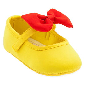 【あす楽】 ディズニー Disney US公式商品 白雪姫 7人の小人たち プリンセス 靴 シューズ くつ コスチューム 衣装 コスプレ ドレス 服 ハロウィン ハロウィーン ベビー 赤ちゃん 幼児 女の子 男の子 [並行輸入品] Snow White Costume Shoes for Baby グッズ ストア