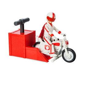 【取寄せ】 ディズニー Disney US公式商品 トイストーリー デュークカブーン スタントマン ランチャー おもちゃ [並行輸入品] Duke Caboom Stunt Racer Launcher - Toy Story 4 グッズ ストア プレゼント ギフト クリスマス 誕生日 人気