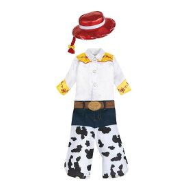 【1-2日以内に発送】 ディズニー Disney US公式商品 トイストーリー ジェシー コスチューム 衣装 ドレス 服 コスプレ ハロウィン ハロウィーン ベビー 赤ちゃん 幼児 女の子 男の子 [並行輸入品] Jessie Costume for Baby - Toy Story グッズ ストア プレゼント ギフト