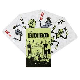 【あす楽】 ディズニー Disney US公式商品 ホーンテッドマンション トランプ カード ゲーム おもちゃ [並行輸入品] The Haunted Mansion Playing Cards グッズ ストア プレゼント ギフト クリスマス 誕生日 人気