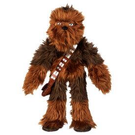 【1-2日以内に発送】 ディズニー Disney US公式商品 チューバッカ スターウォーズ スカイウォーカーの夜明け ザライズオブスカイウォーカー 中サイズ ぬいぐるみ 人形 おもちゃ 47.5cm [並行輸入品] Chewbacca Plush Star Wars: The Rise of Skywalker Medium 19'' グ