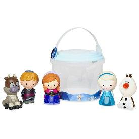 【あす楽】 ディズニー Disney US公式商品 アナ雪 アナと雪の女王 エルサ オラフ お風呂 おもちゃ 人形 セット バストイ [並行輸入品] Frozen Bath Set グッズ ストア プレゼント ギフト 誕生日 人気 クリスマス