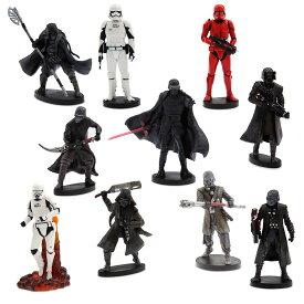 【取寄せ】 ディズニー Disney US公式商品 スターウォーズ スカイウォーカーの夜明け ザライズオブスカイウォーカー おもちゃ 玩具 トイ フィギュア 置物 人形 セット [並行輸入品] Star Wars: The Rise of Skywalker Deluxe Figure Play Set First Order グ