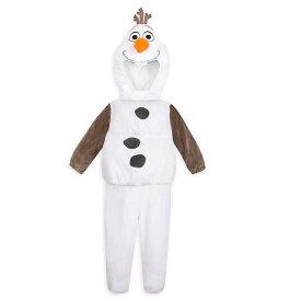 【あす楽】 ディズニー Disney US公式商品 アナ雪2 アナと雪の女王 アナ雪 2 プリンセス オラフ アナ コスチューム 衣装 ドレス 服 コスプレ ハロウィン ハロウィーン 子供用 子供 キッズ 女の子 男の子 [並行輸入品] Olaf Costume for Toddlers Frozen II グ