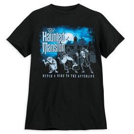 【あす楽】 ディズニー Disney US公式商品 ホーンテッドマンション ウォルトディズニーワールド ウォルトディズニー Tシャツ トップス 服 シャツ メンズ 大人 男性 [並行輸入品] The Haunted Mansion ''Hitch a Ride to the Afterlife'' T-Shirt for Men - Wal