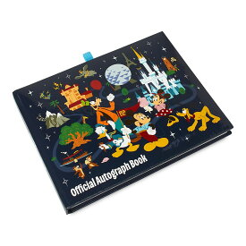 【あす楽】 ディズニー Disney US公式商品 ミッキーマウス ミッキー ウォルトディズニーワールド ウォルトディズニー オートグラフ サイン帳 ノート 帳面 [並行輸入品] Mickey Mouse and Friends Autograph Book ? Walt World グッズ ストア プレゼント ギフト