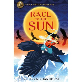 【取寄せ】 ディズニー Disney US公式商品 本 洋書 英語 [並行輸入品] Race to the Sun Book グッズ ストア プレゼント ギフト クリスマス 誕生日 人気