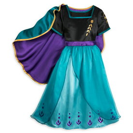 【取寄せ】 ディズニー Disney US公式商品 アナ雪2 アナと雪の女王 アナ雪 2 プリンセス アナ ガウン パジャマ 部屋着 寝具 服 女の子用 子供用 女の子 ガールズ 子供 [並行輸入品] Anna Sleep Gown for Girls ? Frozen グッズ ストア プレゼント ギフト クリスマス 誕生日