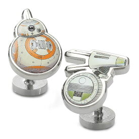 【取寄せ】 ディズニー Disney US公式商品 D-O DO ディオ ドロイド ロボット スターウォーズ BB-8 BB8 カフス ジュエリー アクセサリー [並行輸入品] and Cufflinks ? Star Wars グッズ ストア プレゼント ギフト クリスマス 誕生日 人気