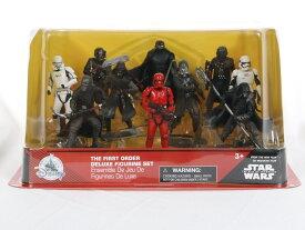 【あす楽】【訳あり:ダメージ品】 ディズニー Disney US公式商品 スターウォーズ スカイウォーカーの夜明け ザライズオブスカイウォーカー ファーストオーダー おもちゃ 玩具 トイ フィギュア 置物 人形 セット [並行輸入品] Star Wars: The Rise of Skywalker Deluxe