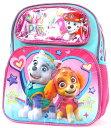 【1-2日以内に発送】【M】 ディズニー Disney パウパトロール リュック リュックサック 旅行 バッグ バックパック 鞄 …