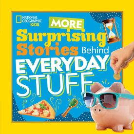 【取寄せ】 ディズニー Disney US公式商品 本 洋書 英語 [並行輸入品] More Surprising Stories Behind Everyday Stuff Book グッズ ストア プレゼント ギフト クリスマス 誕生日 人気