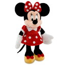 【1-2日以内に発送!】ディズニー(Disney)US公式商品 ミニーマウス【赤】プラッシュ ぬいぐるみ 人形 【47.5cm】【赤】[並行輸入品] Minni...