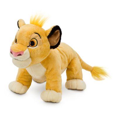 【あす楽】ディズニー(Disney)US公式商品 ライオンキング シンバ ぬいぐるみ 人形【大きさ:鼻からお尻まで31cm】[並行輸入品] Simba Plush - The Lion King Medium 11''