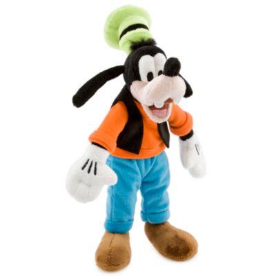 【1-2日以内に発送】ディズニー Disney US公式商品 グーフィー Goofy ぬいぐるみ【25cm】プラッシュ 人形[アメリカから並行輸入品] Plush - Mini Bean Bag 10''