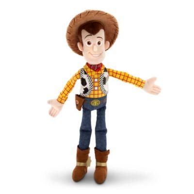 【1-2日以内に発送】ディズニー Disney US公式商品 トイストーリー ウッディ ぬいぐるみ 【30cm】 人形 [並行輸入品] Woody Plush - Mini Bean Bag 12''