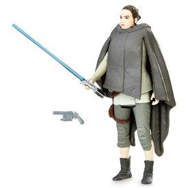 【あす楽】ディズニー Disney US公式商品 最後のジェダイ スターウォーズ ジェダイ レイ フィギュア 置物 人形 アクションフィギュア 模型 おもちゃ ハズブロ Hasbro [並行輸入品] Rey Force Link Action Figure - Star Wars: The Last Jedi グッズ ストア