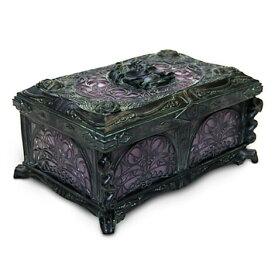 【1-2日以内に発送】ディズニー Disney US公式商品 ホーンテッドマンション ジュエリーボックス オルゴール 音楽が流れる アクセサリー [並行輸入品] Haunted Mansion Musical Jewelry Box