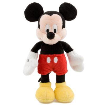 【あす楽】ディズニー Disney US公式商品 ミッキーマウス ミッキー ぬいぐるみ 約23cm 人形 プラッシュ [並行輸入品] Mickey Mouse Plush - Mini Bean Bag - 9''