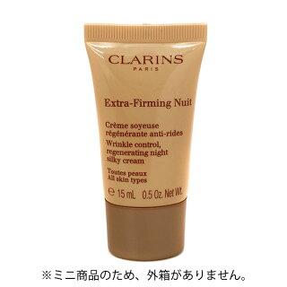 クラランスファーミングEXナイトクリームSPオールスキン15ml(ミニ)【clarins】【W_24】
