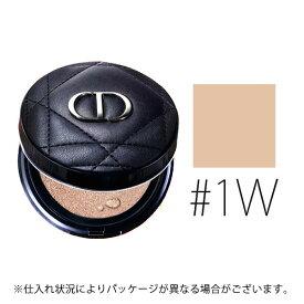 クリスチャンディオール 【#1W】ディオールスキン フォーエヴァー クッション(リニューアル) #ウォーム SPF35/PA+++ 14g 【Christian Dior】【W_81】