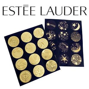 【決算セール!!個数限定!!】エスティローダー 星座シール 【EsteeLauder】【W_5】