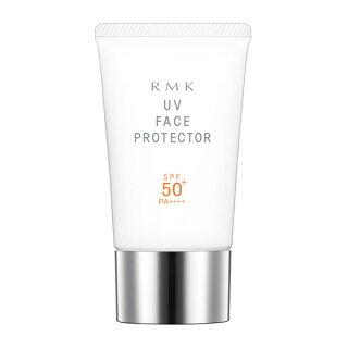 RMKUVフェイスプロテクター50SPF50+/PA++++50g【UV紫外線日焼けクリームベース下地メイクアップ】【アールエムケー_ルミコ】【W_82】