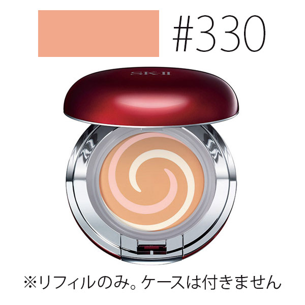 SK-II 【#330】COLOR クリアビューティ エナメルラディアント クリーム コンパクト(リフィル) #ラディアント オークル SPF30/PA+++ 10.5g 【SK2_エスケーツー】【W_31】