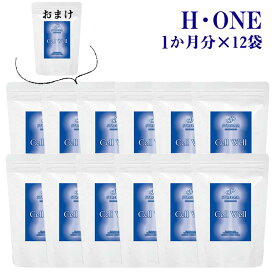 土台を守る MAMORU-H・ONE(1か月分×12袋+おまけ1袋) 貴方の土台作りをサポートする王様的原料「ボーンペップ」。