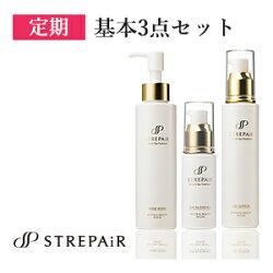【定期購入】ストレピア3点セット